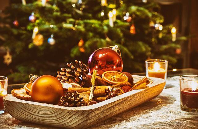 vánoce homeopatika