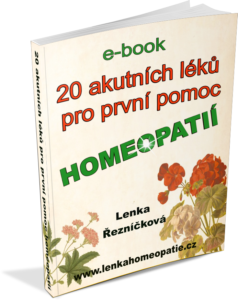 ebook zdarma homeopatie